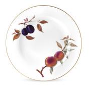 Royal Worcester Evesham Gold Dinner Plates, Set of 4