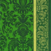 IHR Velvet Green luxury luxury paper napkins new 20