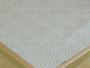 Embossed Waterproof And Heat Absorbent Table Top Protector/Cover 200x140 cm