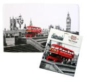 London Red Bus Tea Towel (ti)
