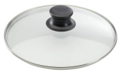 ELO 64129 Lid Glass Stainless Steel 28 cm
