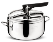 Lagostina Irradial Pressure Cooker, 3.5 Litres, Made In Italy