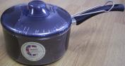 20cm Chip Pan & Lid - Non Stick Aluminium