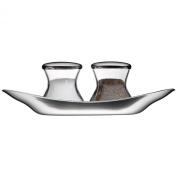 WMF 660079990 Wagenfeld Salt and Pepper Shaker Set