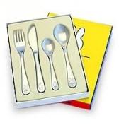 Miffy 4 piece cutlery set