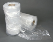 20 Polythene Garment Covers Dry Cleaner Bags 61cm x 97cm