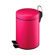 Enkojha Pedal Bin 3Ltr Capacity Hot Pink Colour With New Design