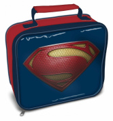 Spearmark Superman Man of Steel Character Rectangle Lunch Bag