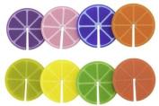 Balvi - 24820 Glass marker Fruit Party x8 assorted colours