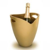 Pulltex Gold Metallic Ice Bucket