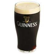 Guinness Contemporary Pint Glasses Gift Box 20oz / 568ml