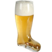 Beer Boot Glass - Holds 800 ml