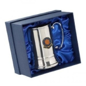 Bristol Rovers 'The Pirates' Football Club Stainless Steel Tankard
