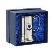 Sheffield Wednesday FC the Owls Stainless Steel Tankard