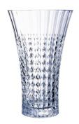 Lady Diamond  Diamax Elegant Cut Crystal Glassware Flower Vase 27cm