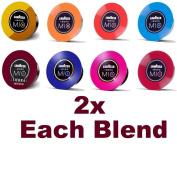 LAVAZZA A MODO MIO Coffee Capsules Variety Pack - 2x Each Blend
