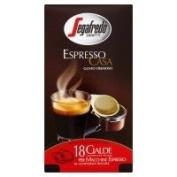 Segafredo Espresso Casa Coffee ESE Pods 18 x 7g