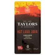 Taylors Hot Lava Java Coffee 3x 227g