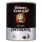 Douwe Egberts Rich Roast Continental Instant Coffee Granules 750g