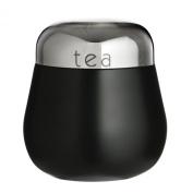Premier Housewares Belly Tea Canister - Black