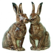 Quail Ceramics Hare Salt & Pepper Pots
