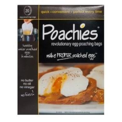Poachies Egg Poaching Bags - 40 Bags