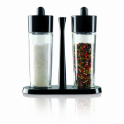 Kuhn Rikon Bistro Salt And Pepper Grinder Set, Black