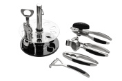 Premier Housewares Gadget Set with Revolving Stand
