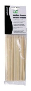 100 x SKEWERS / SATE STICKS IN BAMBOO (CARDED) Size 150mm