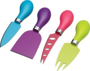 Colourworks-CWCHEESESET-Colourworks Four Piece Cheese Serving Set