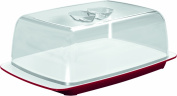 Emsa Vienna 508162 Cheese Platter with High Lid