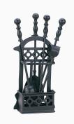 Manor Victorian Companion Set - Black