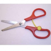 Spring Loaded Right Handed Childrens Scissors