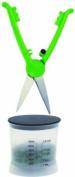 Emsa Smart Kitchen Herb Scissors Green