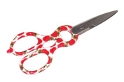 Premax F1455800IFR Kitchen Shears, Stainless Steel, Strawberry
