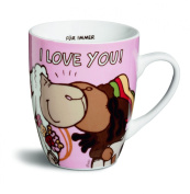 Nici 32310 Fancy Mug 'I Love You'