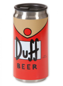 The Simpsons Thermo cup Duff Beer Dose