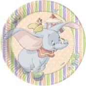 Amscan 23 cm Plate Dumbo