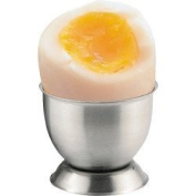 TRADITIONAL set STYLE STAINLESS STEEL EGG CUPS