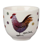Alex Clark Rooster Egg Cup, Stoneware