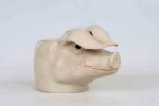 Quail Ceramics British Lop Eared Pig Egg Cup
