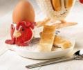 Border Fine Arts Young Herriot A8924 Hen Eggcup & Spoon