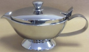 Bellux Collection Stainless Steel Double Walled Insulated Gravy Boat 410ml - BDG-004DW