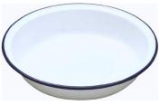 Falcon Enamel 18cm Round Pie Dish