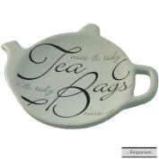 Price and Kensington Script Teabag Holder 57.416