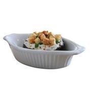 Rayware 1014/1326 Gratin Dish White 21cm