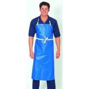 Blue Waterproof PVC Apron, by Denny's
