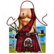 Scottish Man Novelty Apron