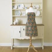 Laura's Beau William Morris Compton PVC / Oilcloth Floral Apron