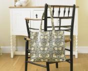 Laura's Beau William Morris Pimpernel Long Handled PVC Shoulder Shopping Bag